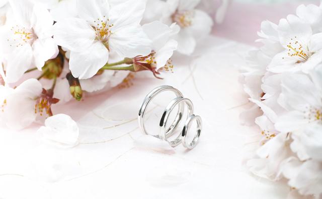 ベビーリングと結婚指輪