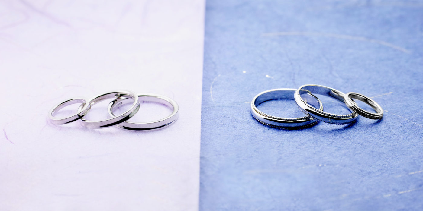 結婚指輪とお揃いが叶うベビーリング